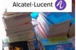 Thanks to Alcatel-Lucent, a new school library in Gansu