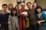 Partenariat avec les Jardins de Mandchourie — 550€ remis en 2012