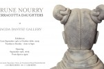 Exposition « Terracotta Daughters » de Prune Nourry à Shanghai jusqu'au 26 octobre