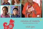 Children of Madaifu wish you a happy year of the Dog!