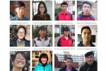12 of the chidren we have been supporting for 3 to 8 years are going to take the Gaokao in June 6th 2018 !