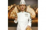 Liu Dong is finishing his bakery training in France.