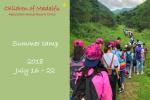 30 enfants ont participé au Summer Camp 2018 à Dangchuan.