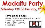 Madaifu party in Shanghai 2013年01月12日